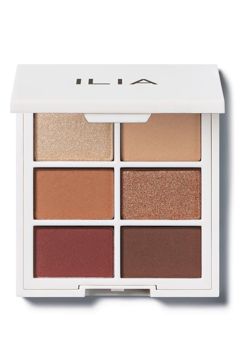 ILIA The Necessary Eyeshadow Palette, Main, color, 200