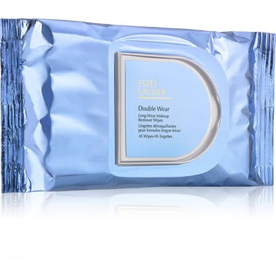 Estee Lauder Double Wear Long-Wear Makeup Remover Wipes -