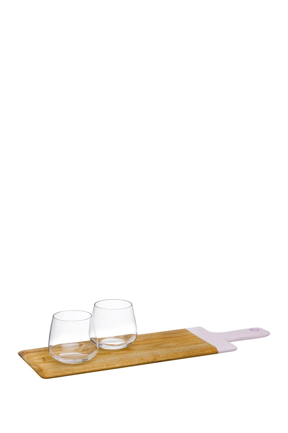 Image of Nude Glass Enjoy Serving Set