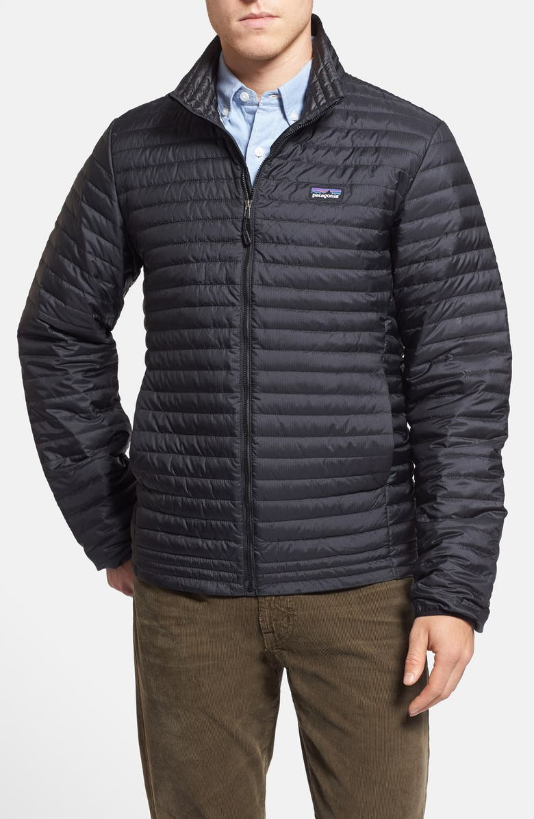 Patagonia Packable Quilted Down Shirt Jacket Nordstrom