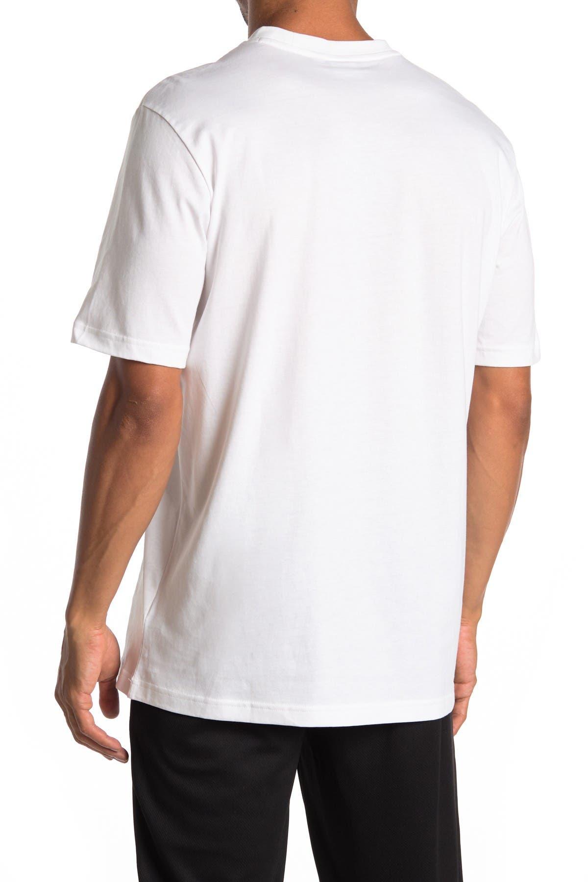 Image of PUMA Tie Dye Graphic T-Shirt