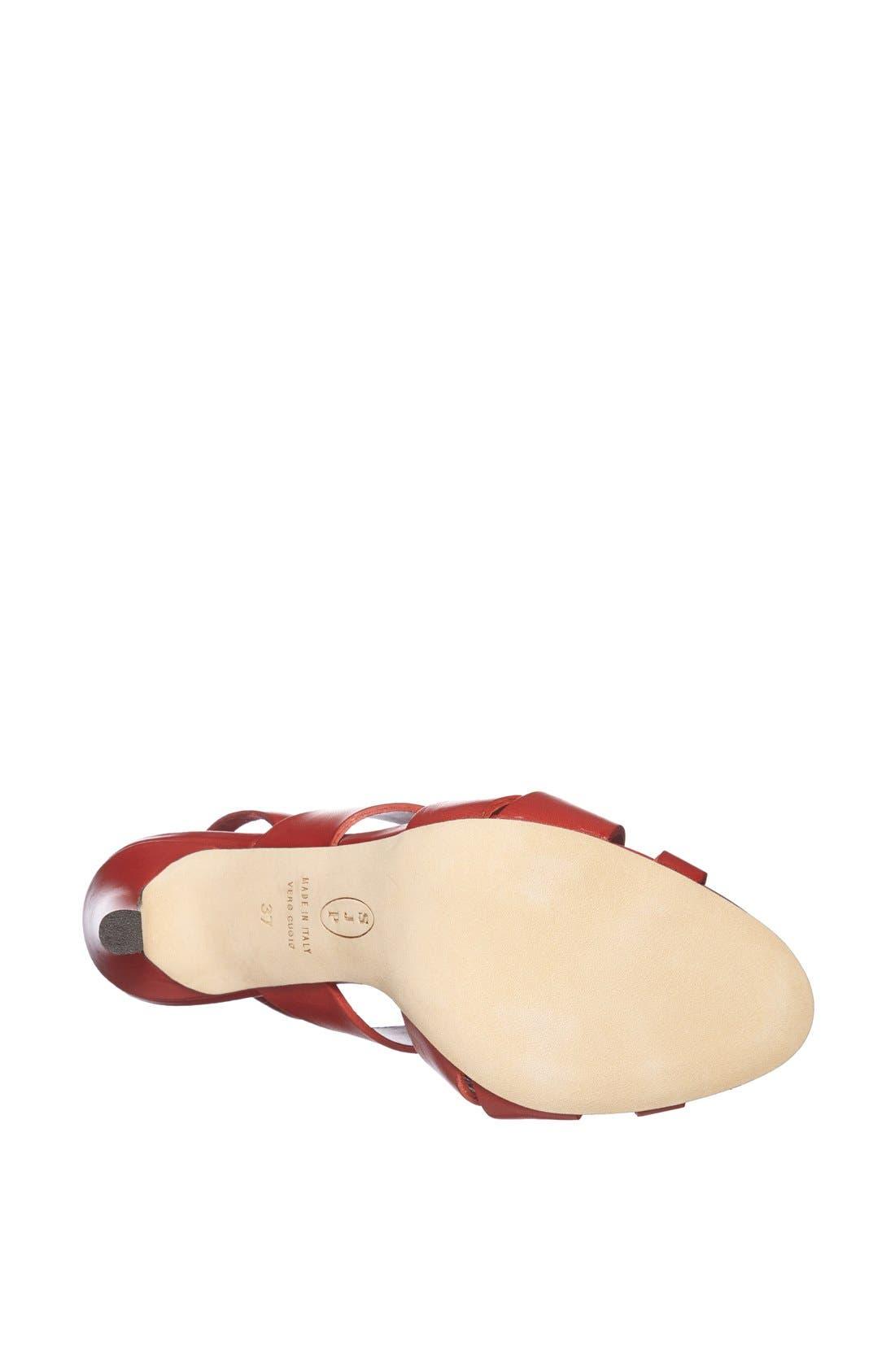 ,                             SJP 'Stella' Sandal,                             Alternate thumbnail 2, color,                             610