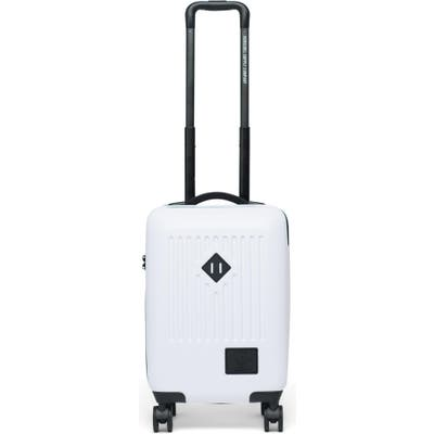Herschel Supply Co. Trade 21-Inch Wheeled Carry-On Bag - White