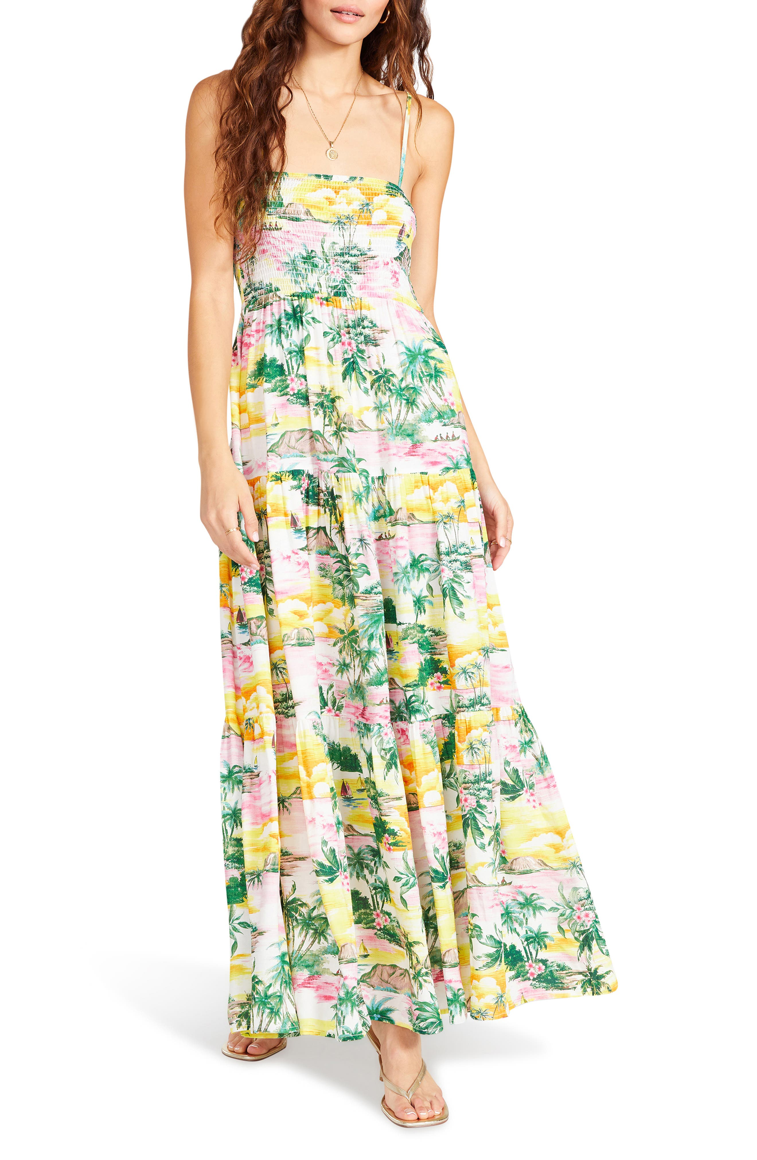 This Is Maui Do It Maxi Dress
