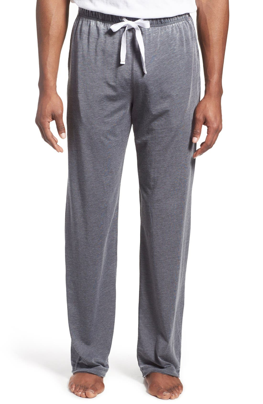 Daniel Buchler Mens Washed Cotton//Poly Lightweight Pant