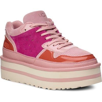 UGG Classic Pop Punk Platform Sneaker, Pink