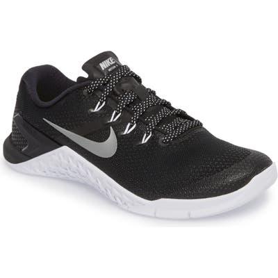 Nike Metcon 4 Training Shoe, Black