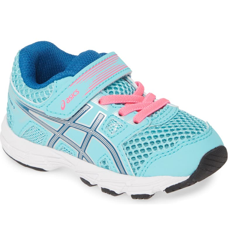 ASICS<SUP>®</SUP> GEL-Contend 5 TS Running Sneaker, Main, color, ICE MINT/ DEEP SAPPHIRE