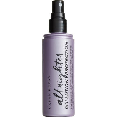Urban Decay All Nighter Pollution Protection Environmental Defense Makeup Setting Spray, oz