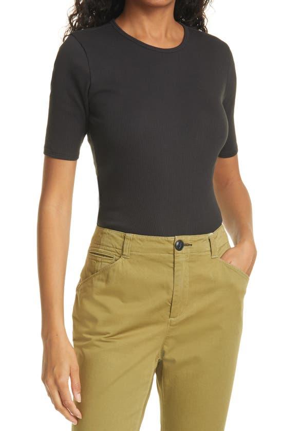 Rag & Bone T-shirts ESSENTIAL RIBBED T-SHIRT