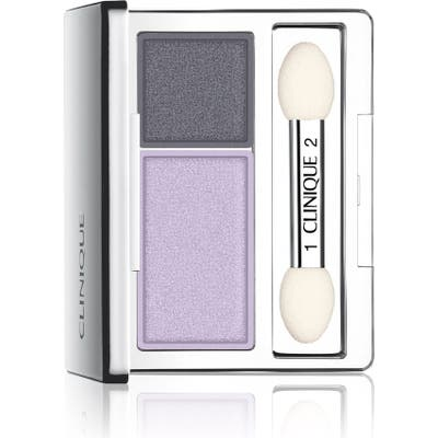 Clinique All About Shadow Eyeshadow Duo - Blackberry Frost New