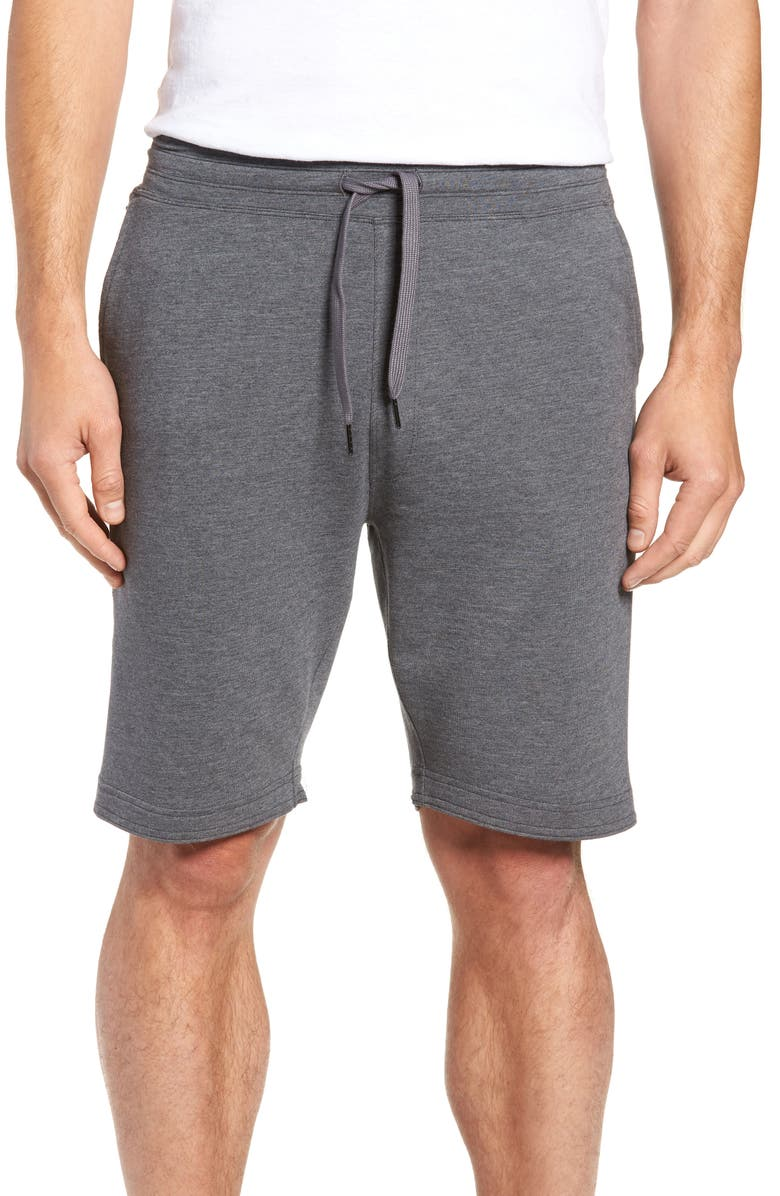 TASC PERFORMANCE Legacy II Semi Fitted Knit Athletic Shorts, Main, color, 020