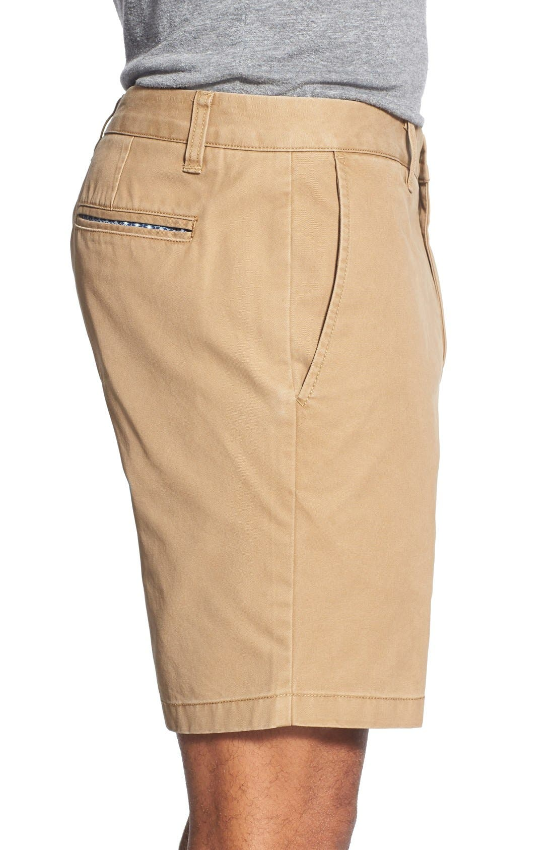 ,                             Washed Chino Shorts,                             Alternate thumbnail 28, color,                             200