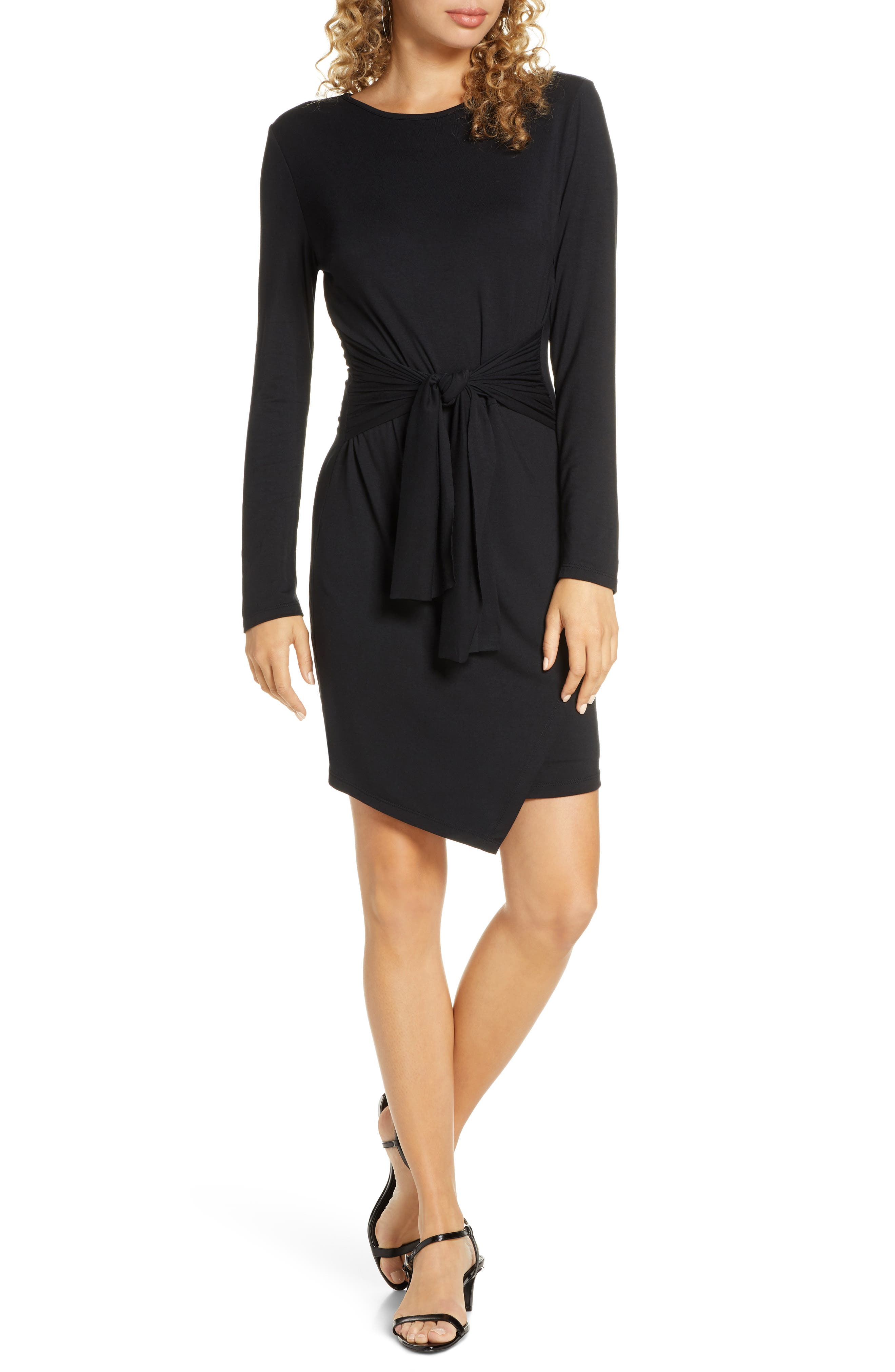 Image of Fraiche By J Envelope Hem Dress