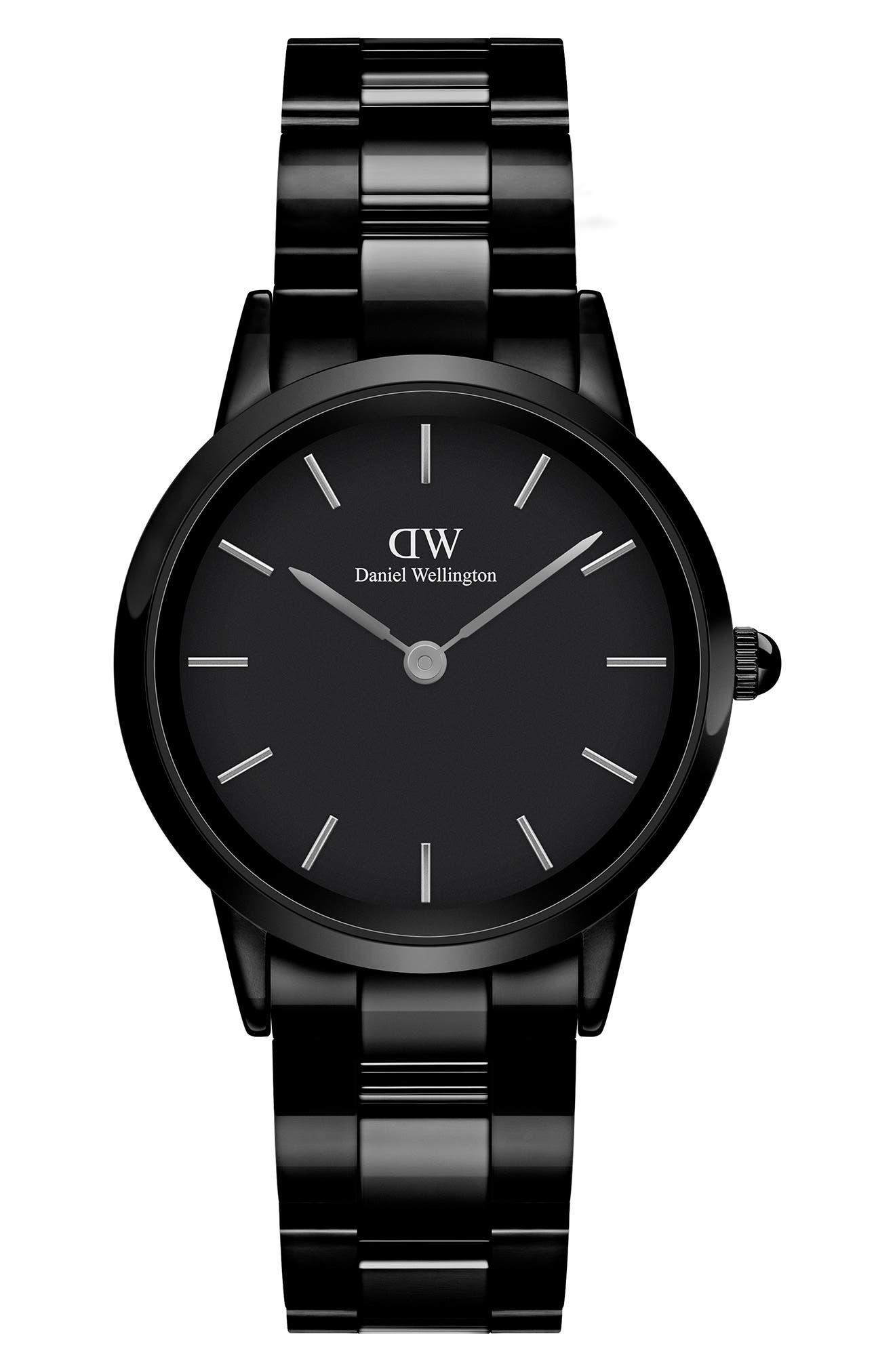 Ionic Ceramic Bracelet Watch