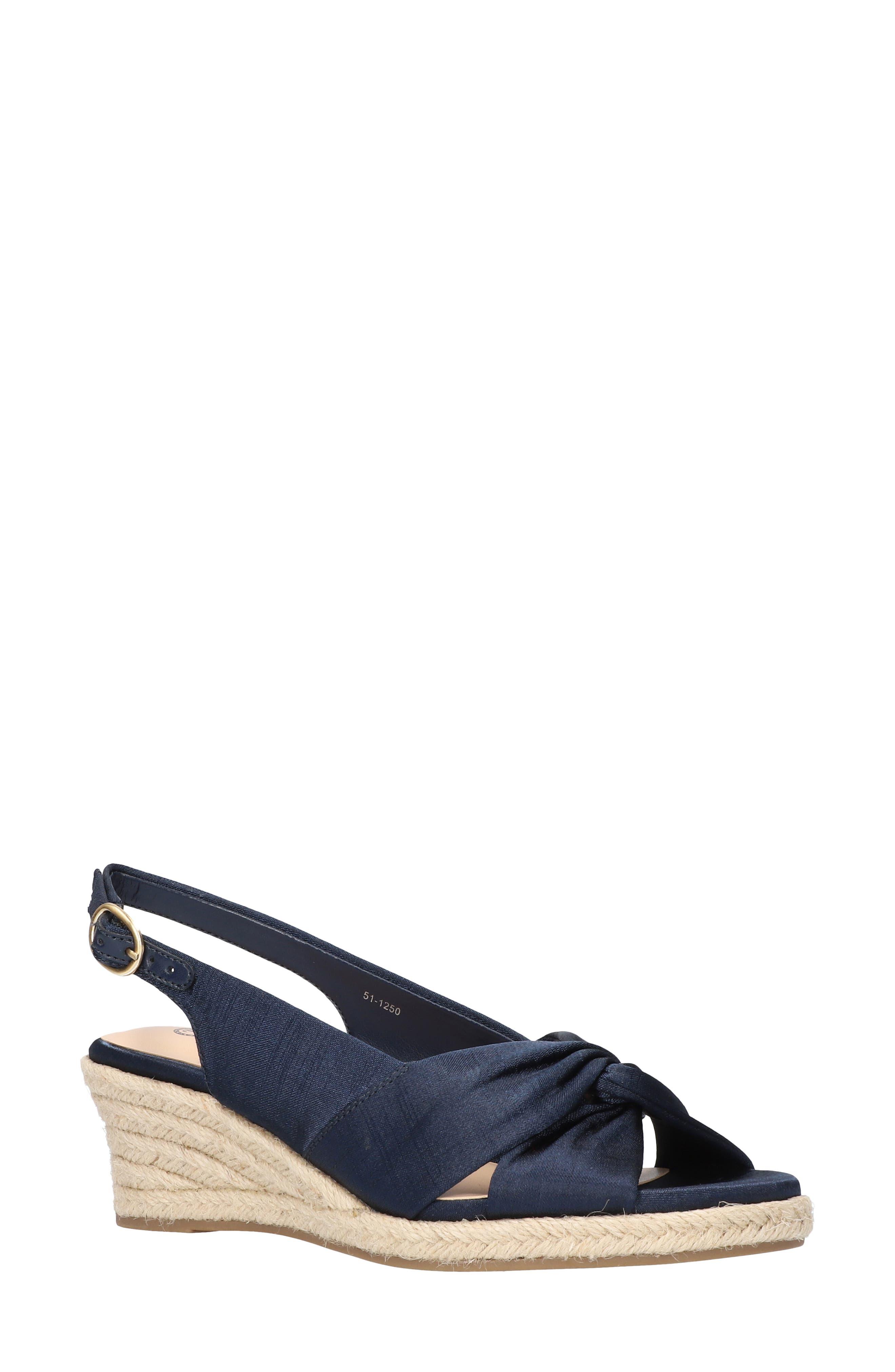 Kimora Espadrille Wedge Sandal