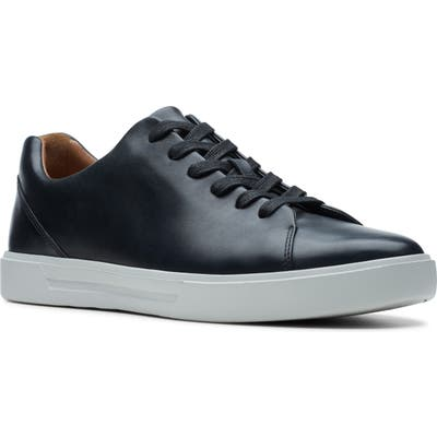 Clarks Un Costa Lace Up Sneaker W - Black