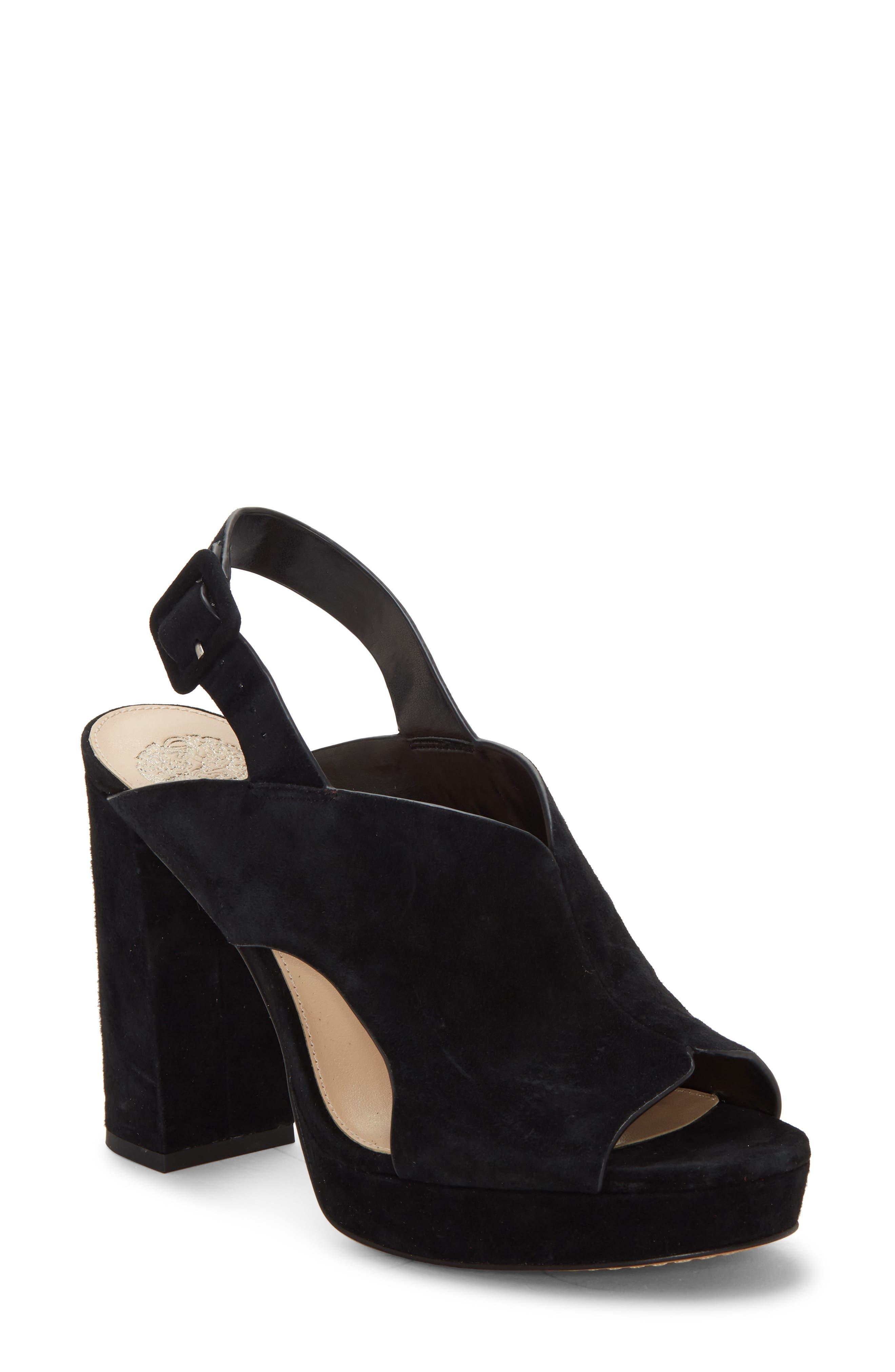 Vince Camuto Slippers Jeangel Platform Sandal