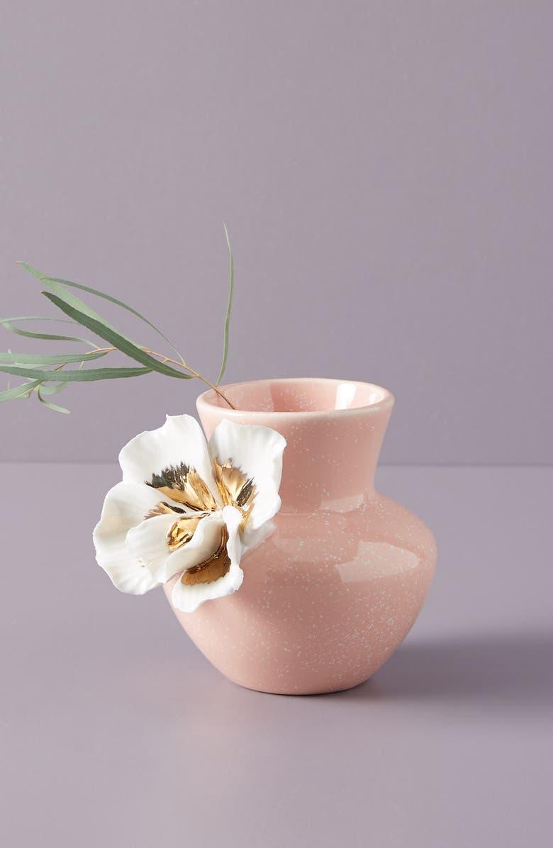 ANTHROPOLOGIE HOME Anthropologie Bloom Vase, Main, color, 650