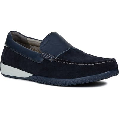 Geox Delrick 2 Slip-On, Blue