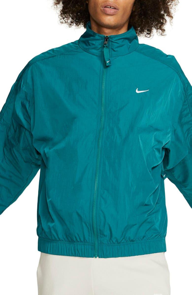 Nike NikeLab Collection Nylon Track Jacket | Nordstrom