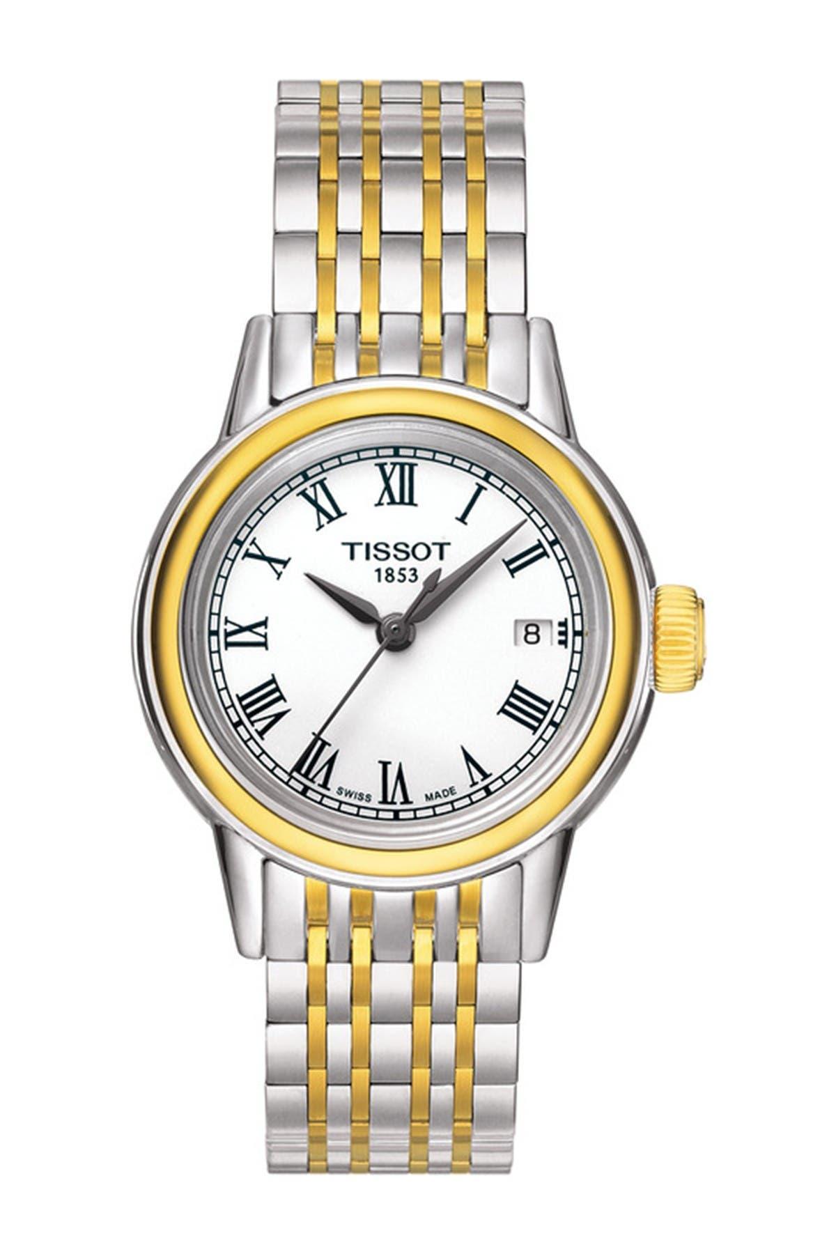 Image of Tissot Women's Carson Watch, 29.5mm