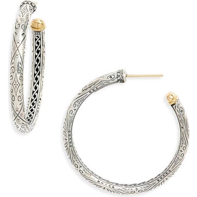 Konstantino Delos Hoop Earrings