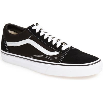 Vans Old Skool Sneaker- Black