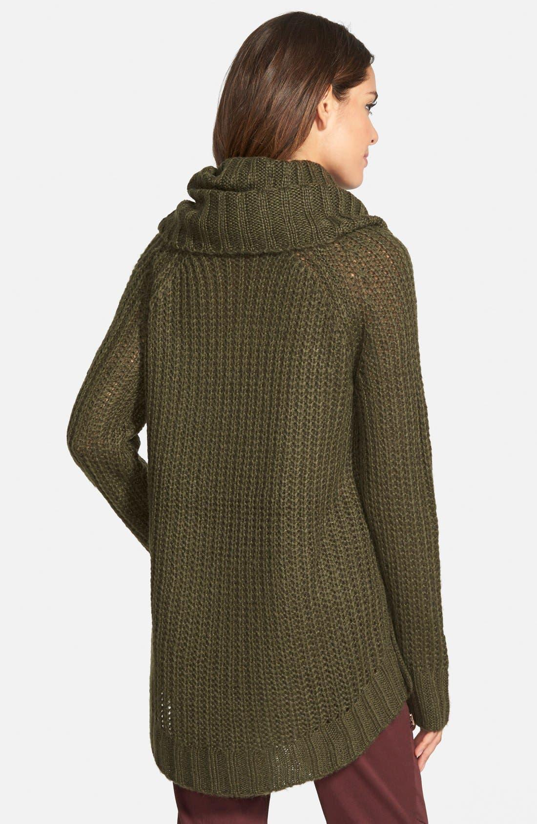,                             Cowl Neck Sweater,                             Alternate thumbnail 27, color,                             300