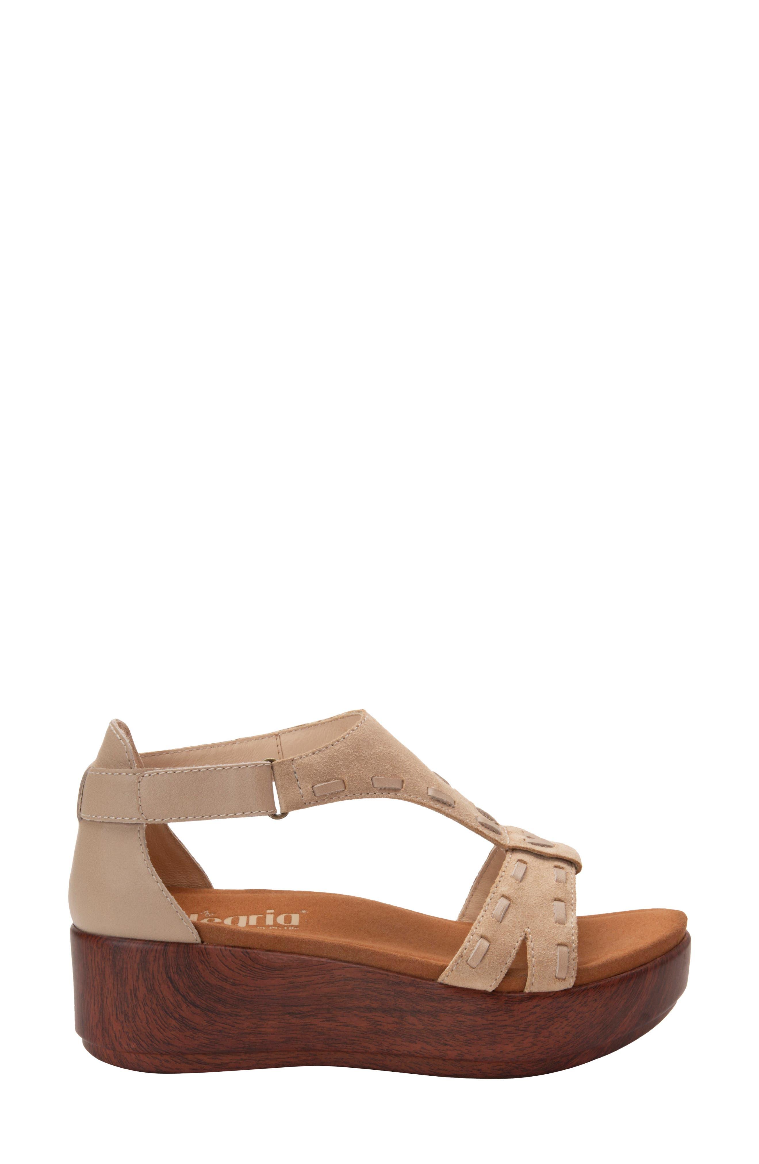 Women's Alegria Tova Platform Wedge Sandal