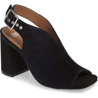 Bp. Block Heel Sandal, Black