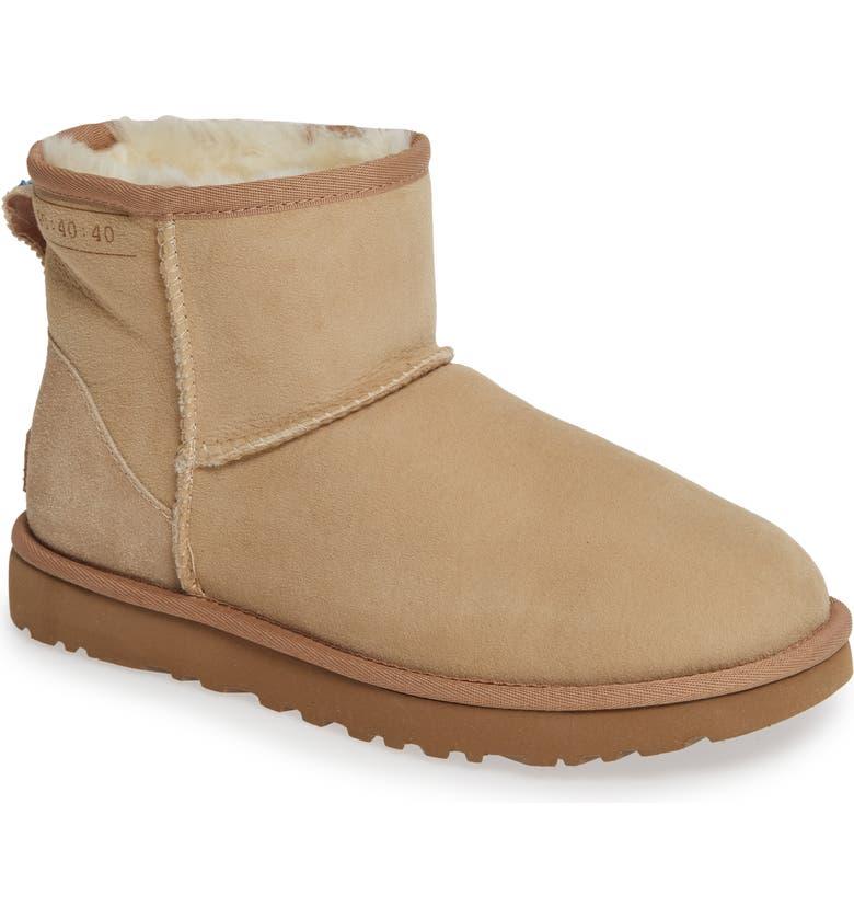 UGG<SUP>®</SUP> Classic Mini 40:40:40 Anniversary Boot, Main, color, 251