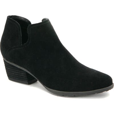 Blondo Victoria Waterproof Cutout Bootie- Black