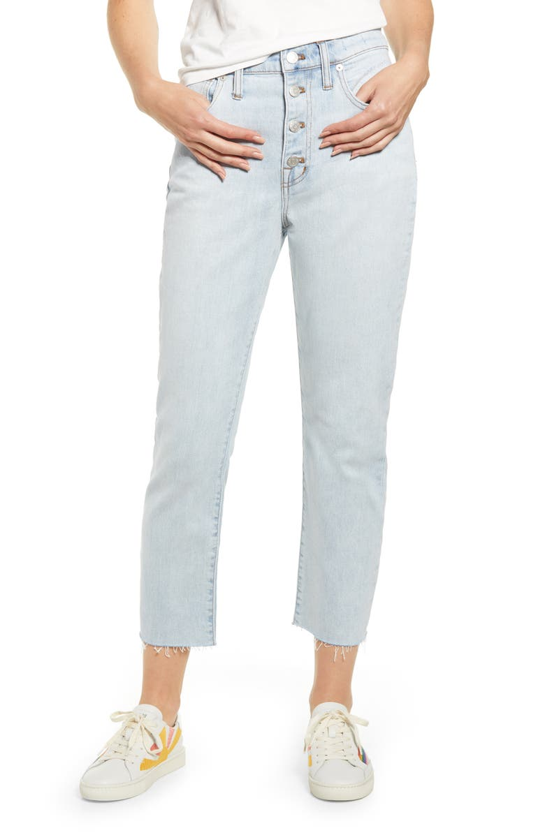 strong packing hot-selling real low cost The High-Rise Slim Crop Boyfriend Jean