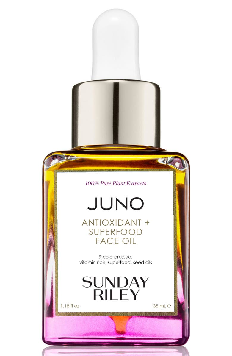 SUNDAY RILEY Juno Essential Face Oil, Main, color, 000