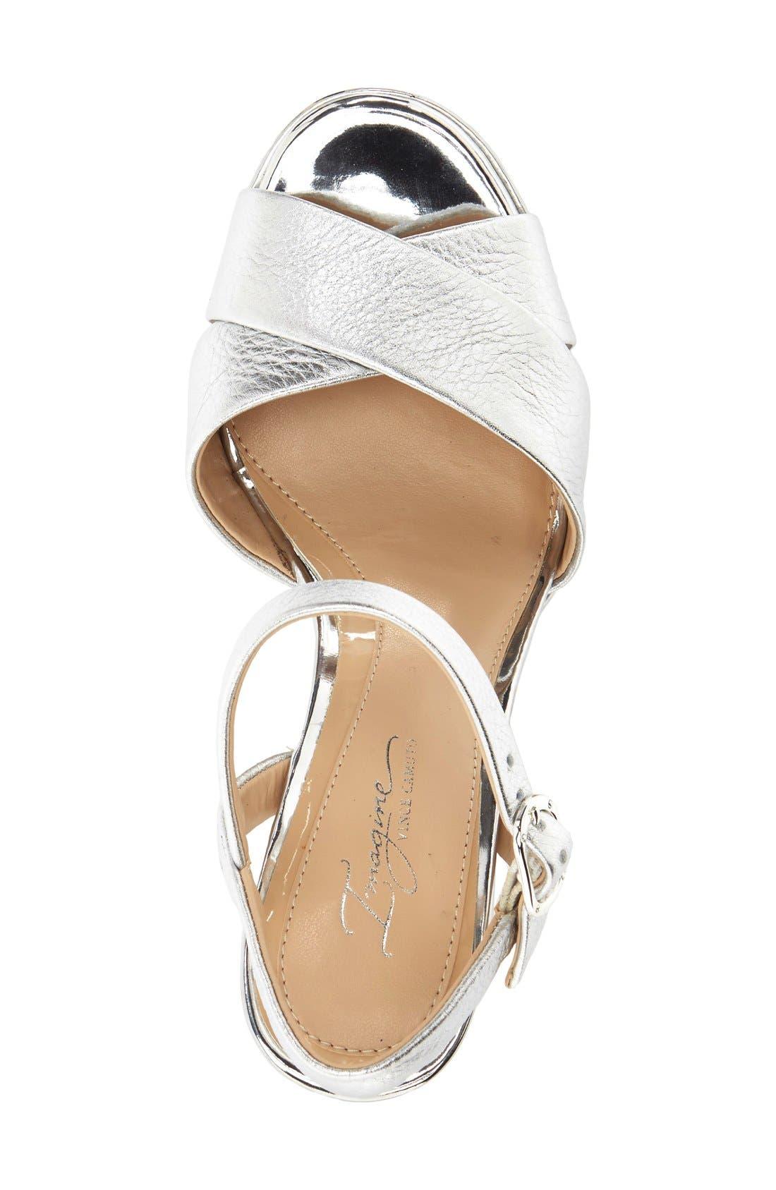 ,                             'Valora' Platform Sandal,                             Alternate thumbnail 33, color,                             710
