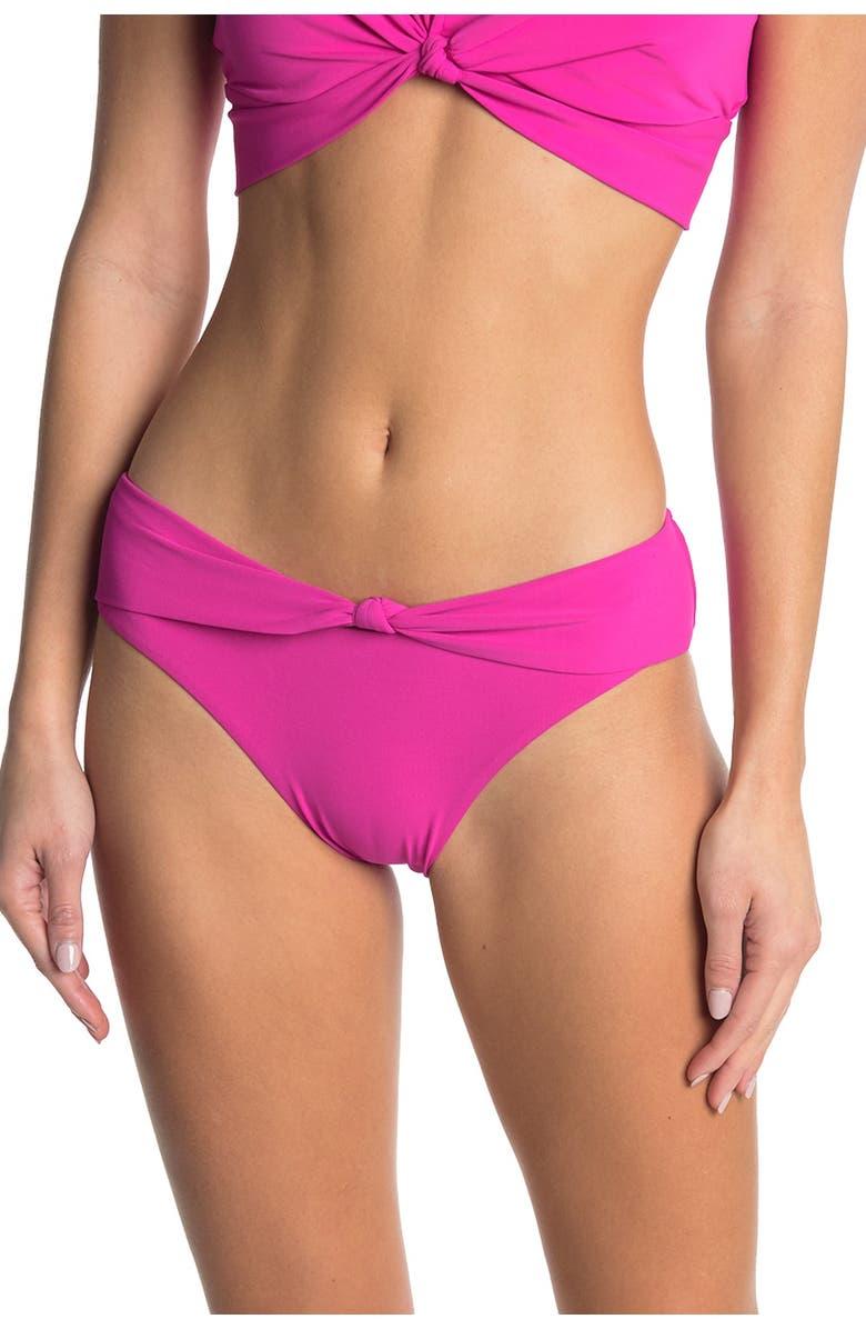 ROBIN PICCONE Olivia Bikini Top, Main, color, PINK