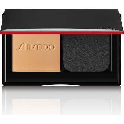 Shiseido Synchro Skin Self-Refreshing Custom Finish Powder Foundation - 220 Linen