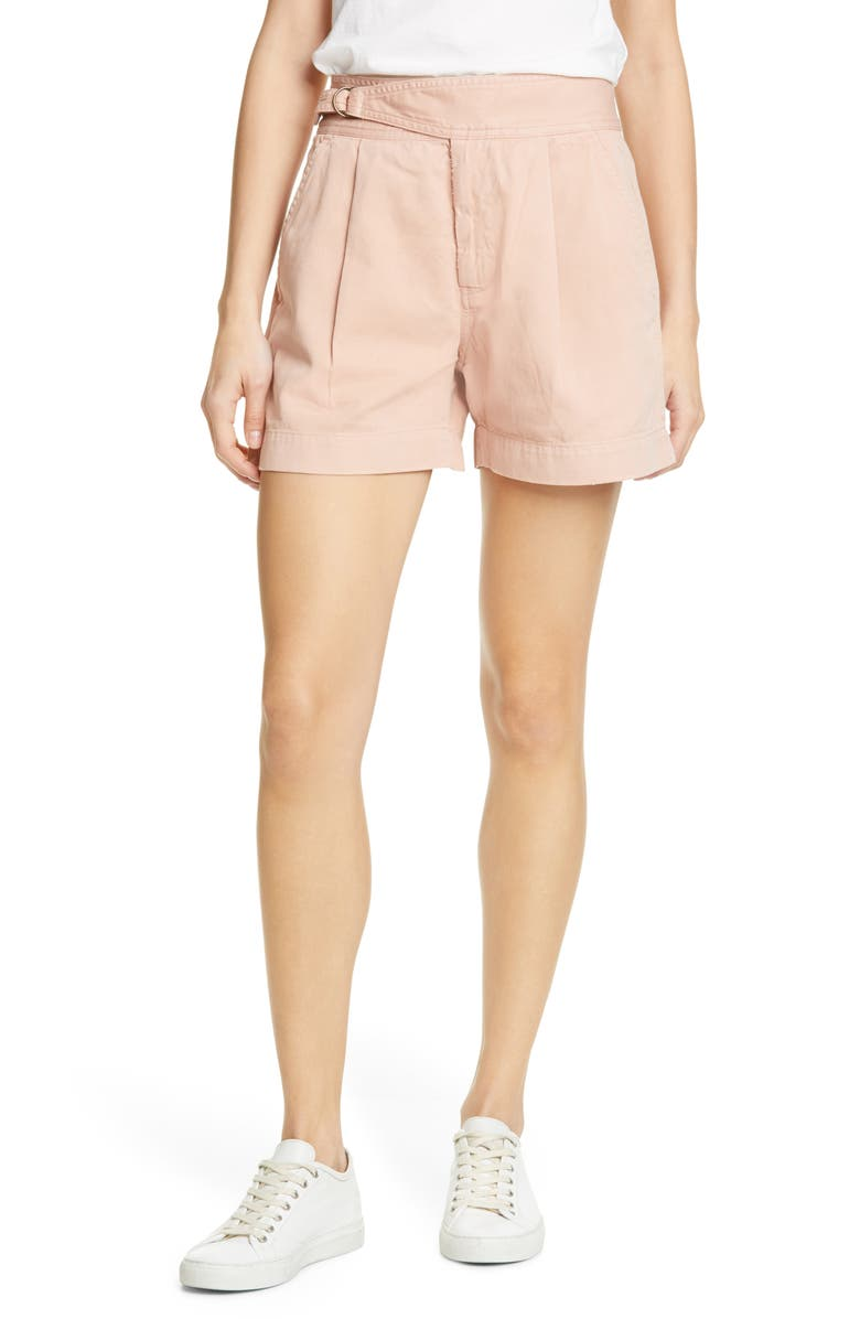 POLO RALPH LAUREN Montauk Chino Shorts, Main, color, DECO CORAL