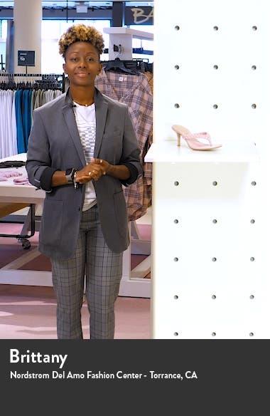 Braided Strap Sandal, sales video thumbnail