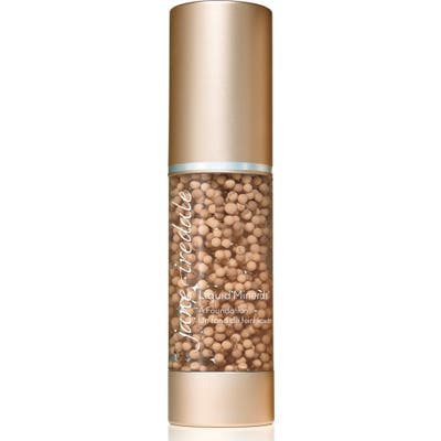 Jane Iredale Liquid Minerals Foundation, .01 oz - 06 Radiant