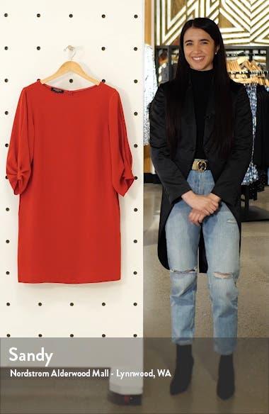 Wynona Finesse Crepe Dress, sales video thumbnail