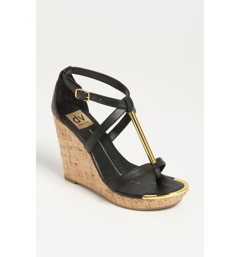 DV BY DOLCE VITA 'Tremor' Sandal, Main, color, 001