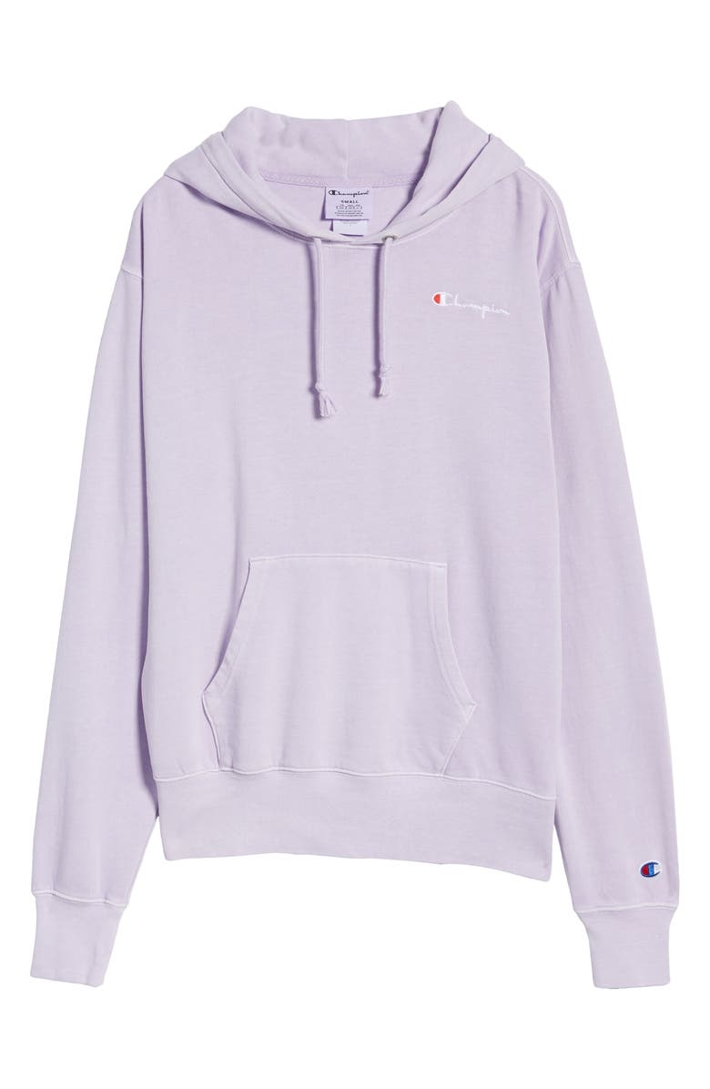 CHAMPION Oversize Hooded Sweatshirt, Main, color, 530
