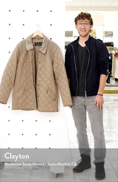 Exmoor Diamond Quilted Jacket, sales video thumbnail