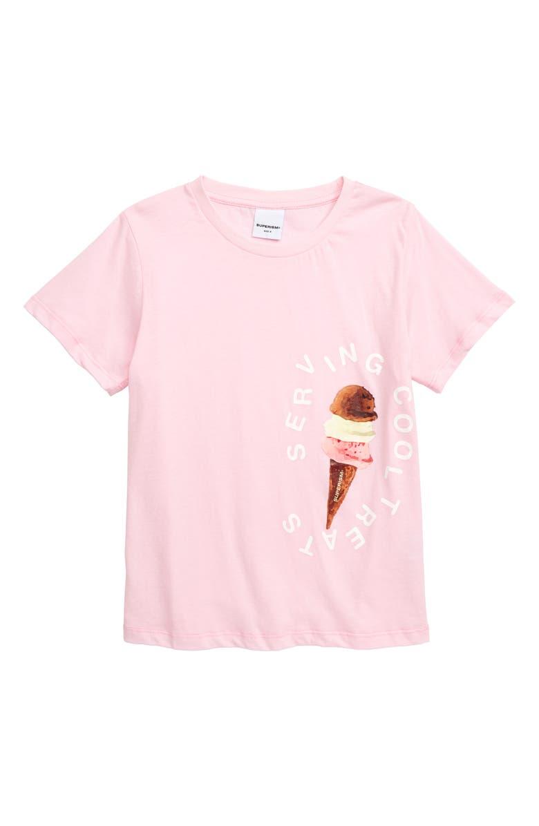 SUPERISM Cool Treats T-Shirt, Main, color, 650