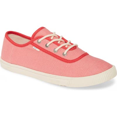 Toms Carmel Sneaker, Red