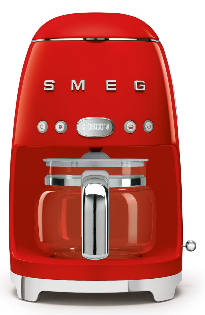 SMEG '50s Retro Style 10-Cup Drip Coffeemaker, Main, color, 600