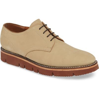 Ariat Bartlett Plain Toe Derby, Beige