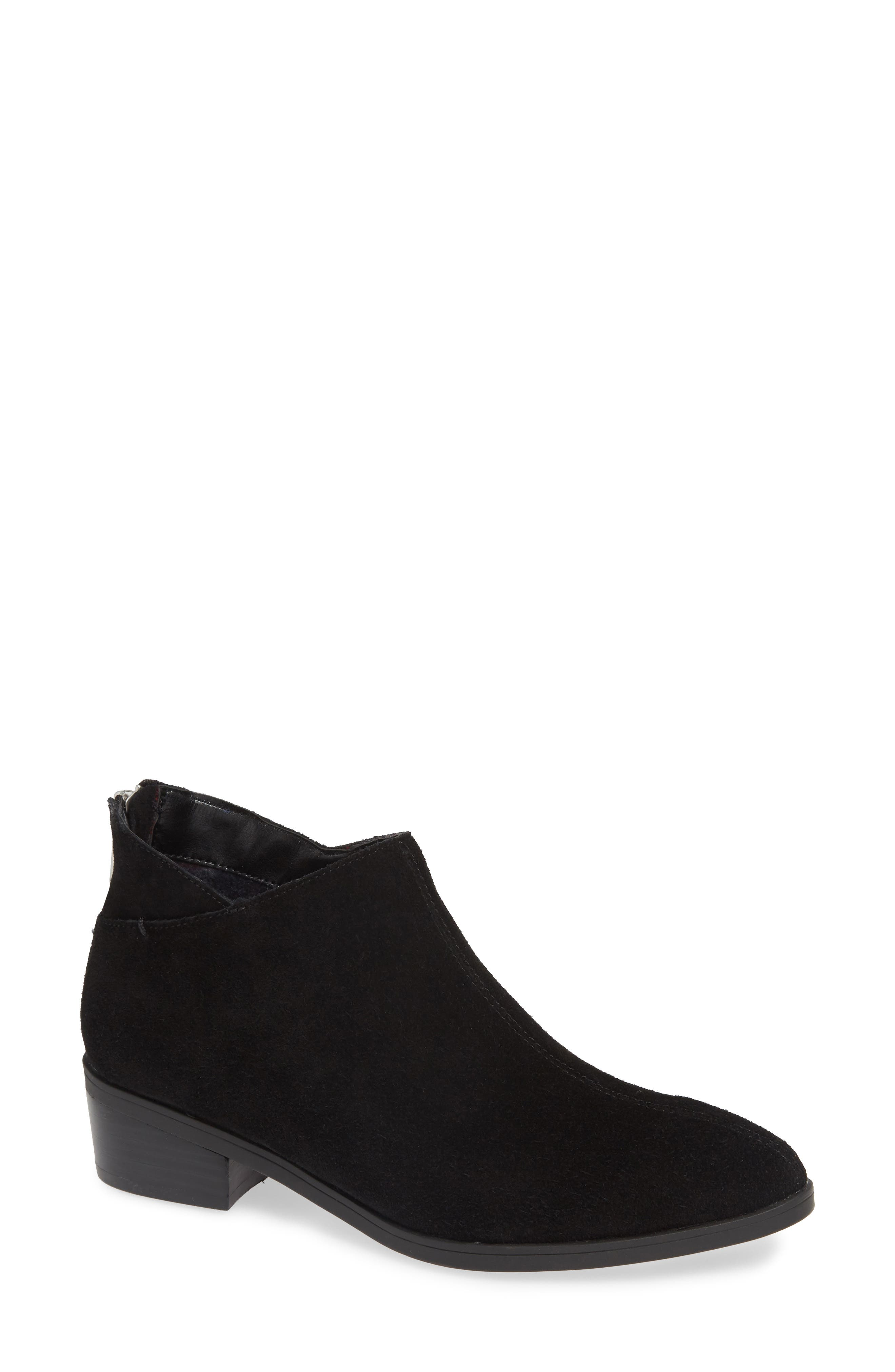 Bella Vita Haven Ankle Bootie, Black